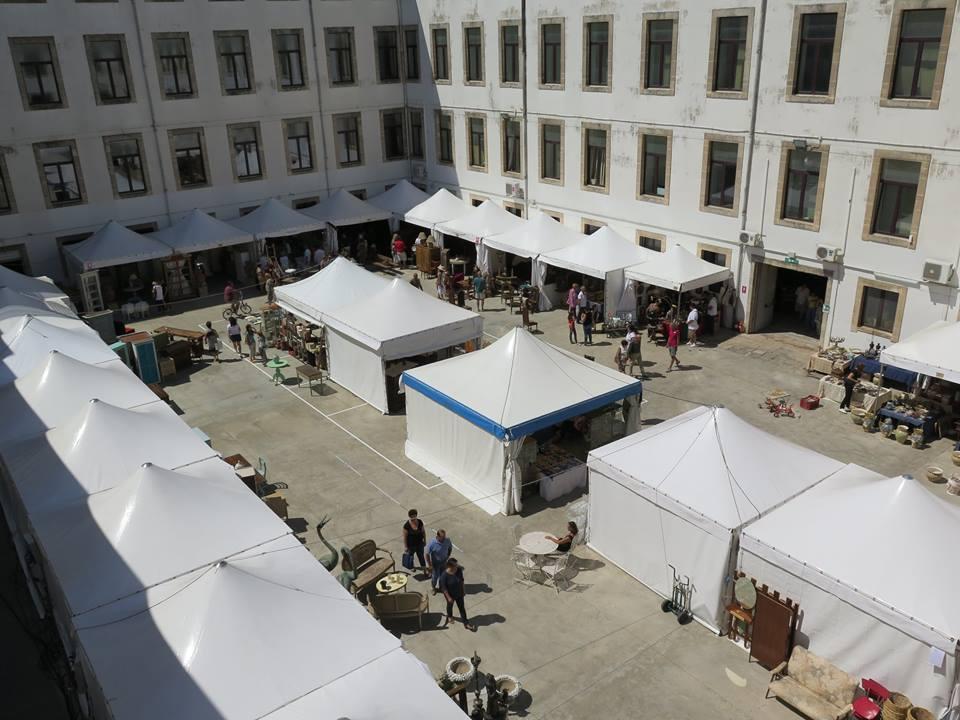 Mostra mercato antiquariato arca promoter lo stradone for Lo stradone