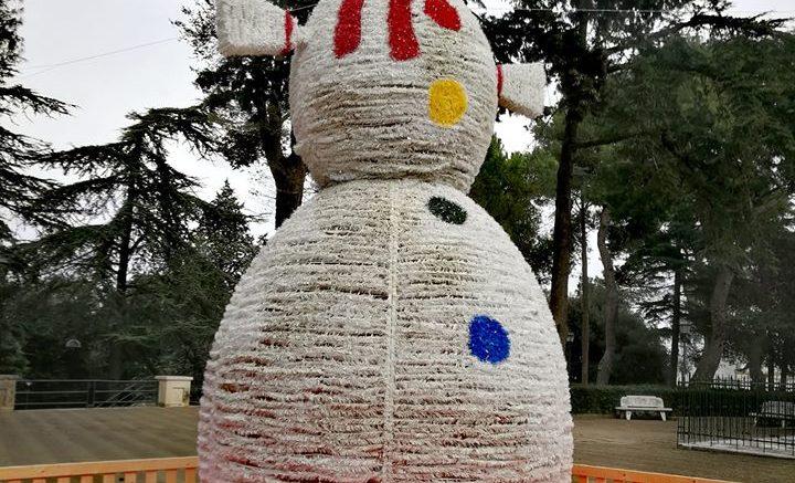 Albero Di Natale Happy Casa.Il Natale Piu Luminoso A Martina Con Happycasa Christmas Light Lo Stradone